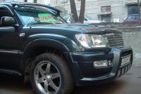Toyota Land Cruiser 100 (98-07) расширители арок DAMD от RED ALETI