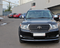 Toyota LAND CRUISER 200 (07-11) Бампер ELFORD передний